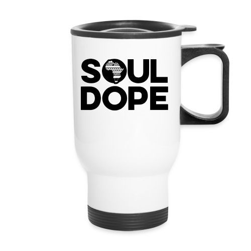 souldope Black Logo - Travel Mug