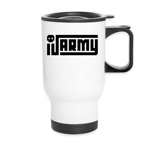 iJustine - iJ Army Logo - Travel Mug