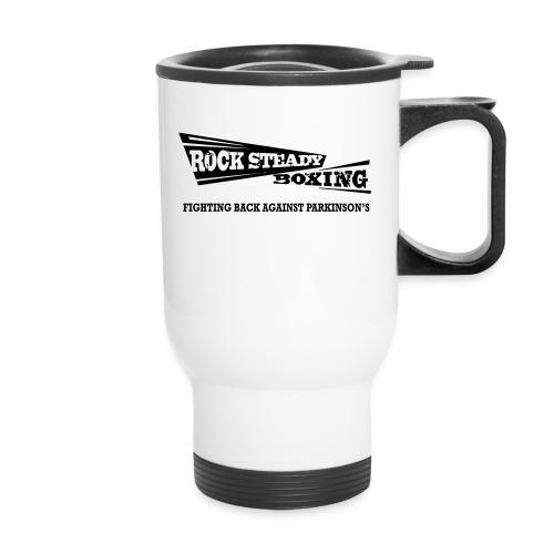 I Am Rock Steady T shirt - Travel Mug