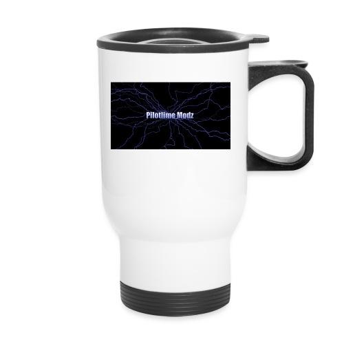 backgrounder - Travel Mug