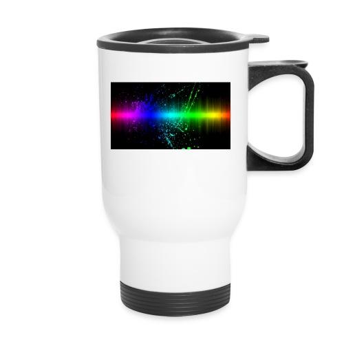 Keep It Real - Travel Mug