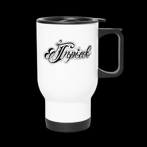 Inpiab lowercase - Travel Mug