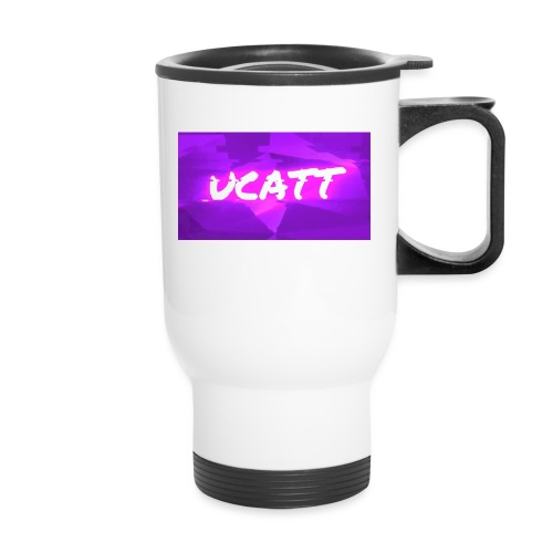 UCATT Logo - Travel Mug