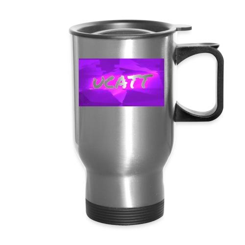 UCATT Logo - Travel Mug