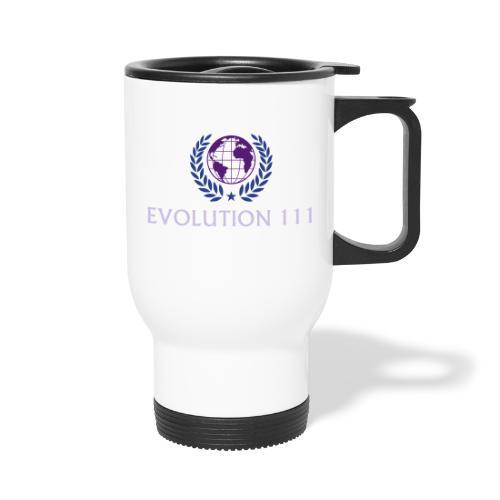 evolution111 - Travel Mug with Handle
