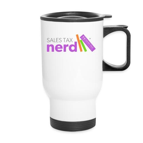 Sales Tax Nerd - Travel Mug