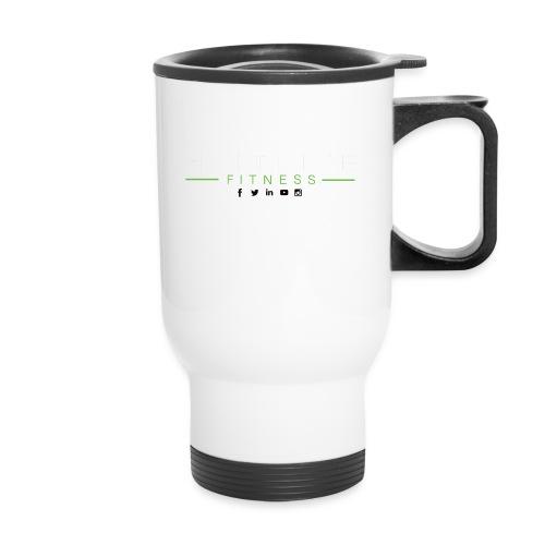 hlfsocialwht - Travel Mug