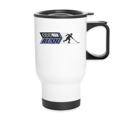 Odd Man Rush Player - Travel Mug