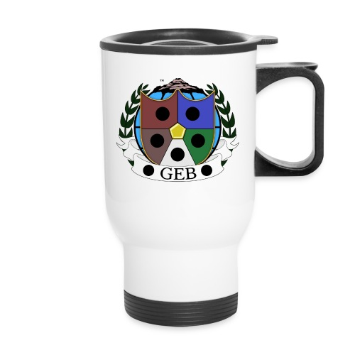 GEB Series Logo - Travel Mug