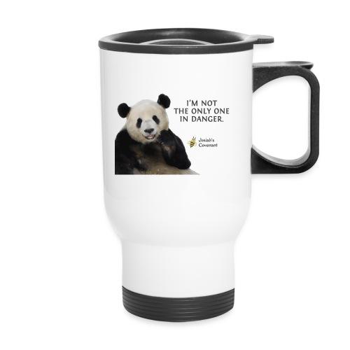 Endangered Pandas - Josiah's Covenant - Travel Mug