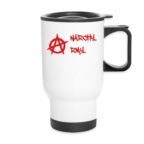 Anarchy Army LOGO - Travel Mug