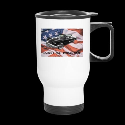 World's Best Muscle Cars - Travel Mug