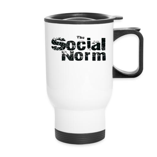 The Social Norm Official Merch - Travel Mug