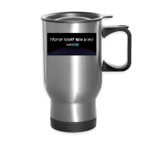 Friday Night New Wave - Travel Mug