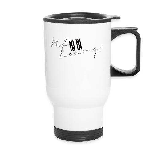 Nf8hoang |||| |||| (Black) - Travel Mug