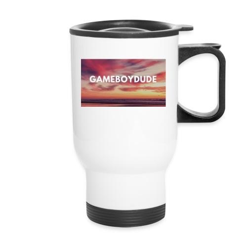 GameBoyDude merch store - Travel Mug