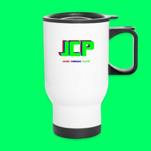 James Christian Plays! Original Set - Travel Mug