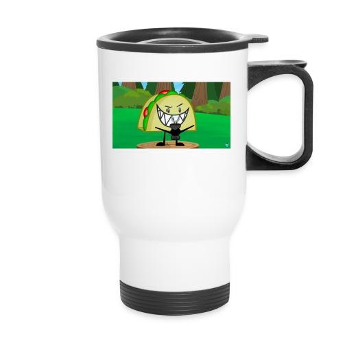 EVIL TACO ha - Travel Mug