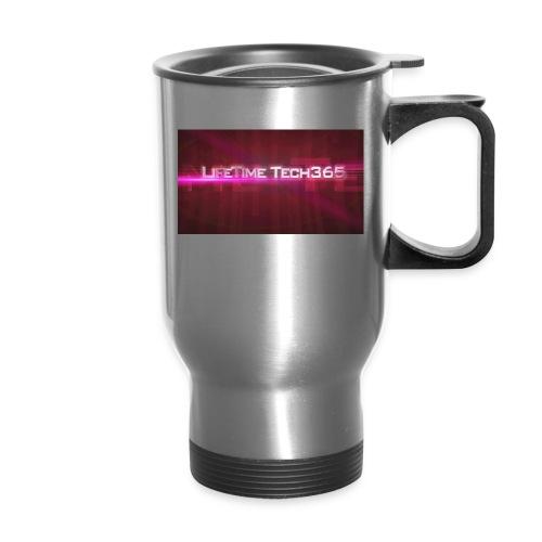LifeTime Tech365 - Travel Mug