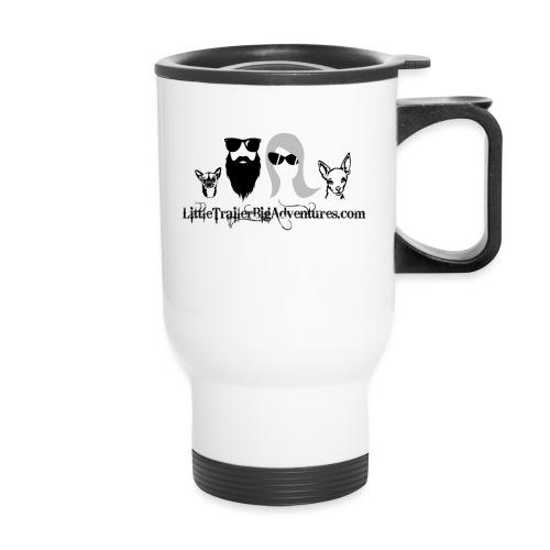 LTBA Heads Logo - Travel Mug