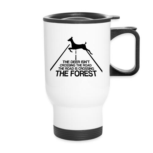 Deer's forest - Travel Mug