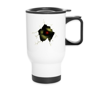 Broken Egg Dragon Eye - Travel Mug