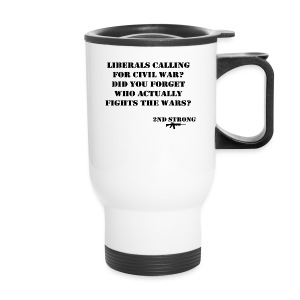 Civil War - Travel Mug