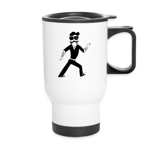 The Famous Mr Warrior - Travel Mug