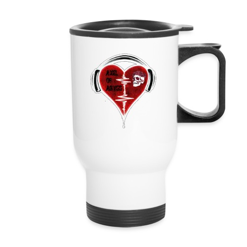 Axelofabyss Music in your heart - Travel Mug