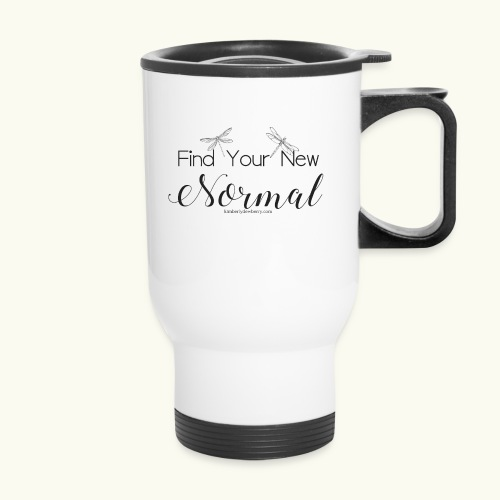 Find Your New Normal - Travel Mug