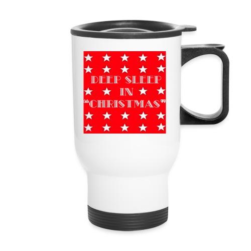 Christmas theme - Travel Mug