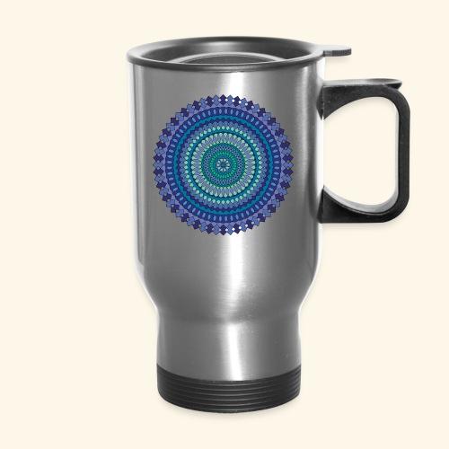 mandala 1286292 1920 - Travel Mug