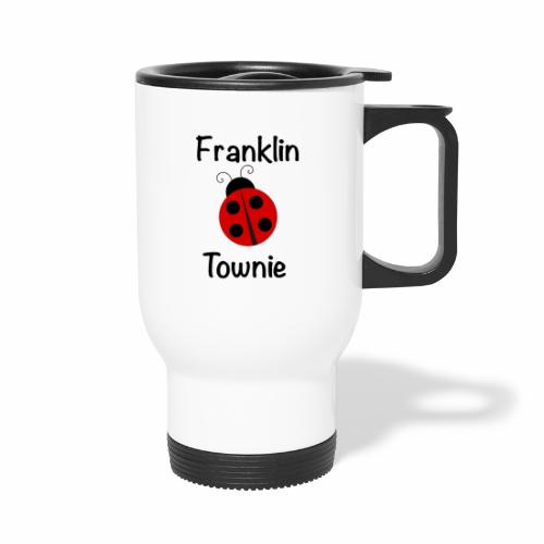 Franklin Townie Ladybug - Travel Mug