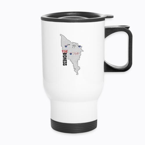 Toe Bidness - Travel Mug