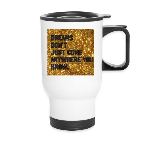 dreamy designs - Travel Mug