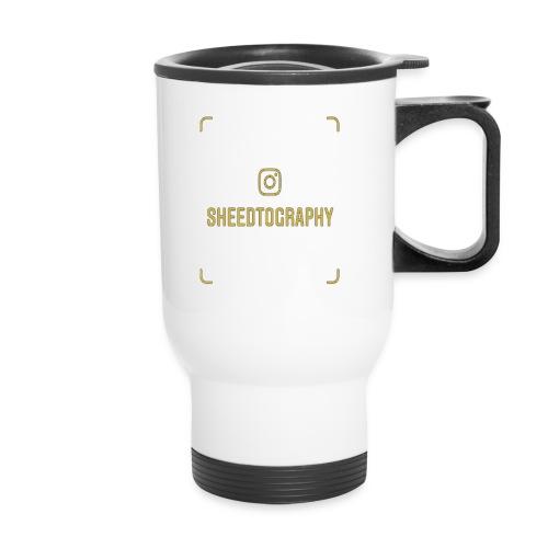 SHEEDTOGRAPHY WORK - Travel Mug