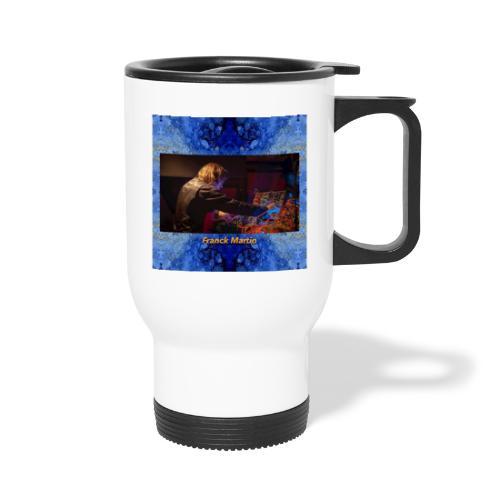 FM Square Design Armory - Travel Mug