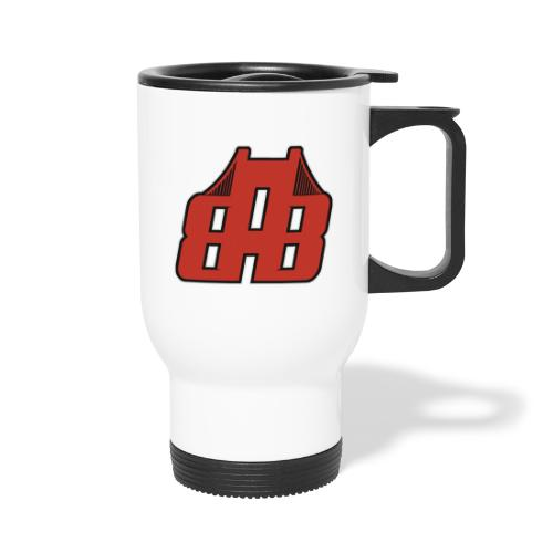 Bay Area Buggs Official Logo - Travel Mug with Handle