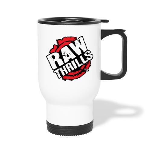 Raw Thrills - Travel Mug with Handle