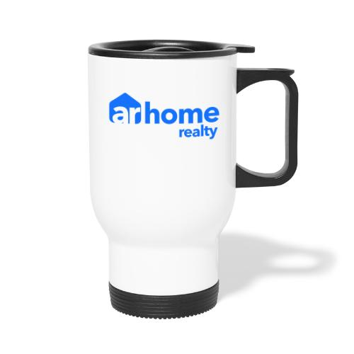 arhome realty logo 4 - Travel Mug