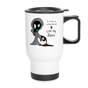 Grim Coffee - Travel Mug