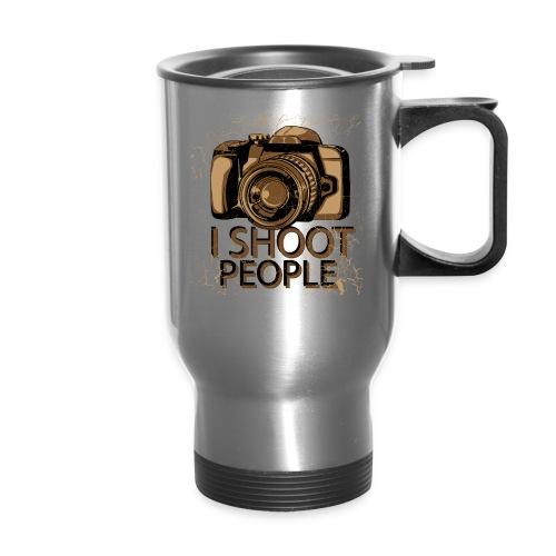 Photographer - Travel Mug