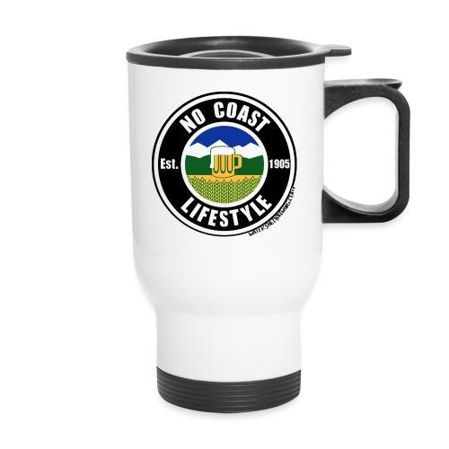 No Coast Black - Travel Mug