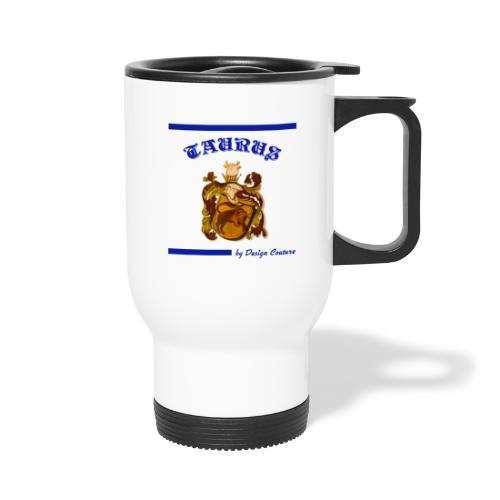 TAURUS BLUE - Travel Mug