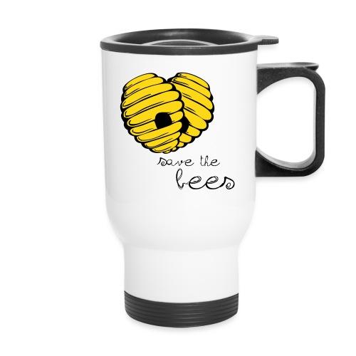 savethebees - Travel Mug