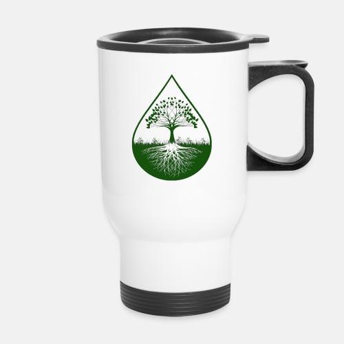 tshirtbig logo green2 png - Travel Mug