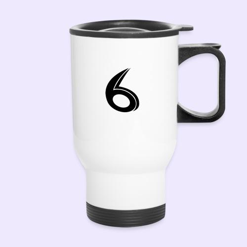 Sixth Sense Logo - Travel Mug