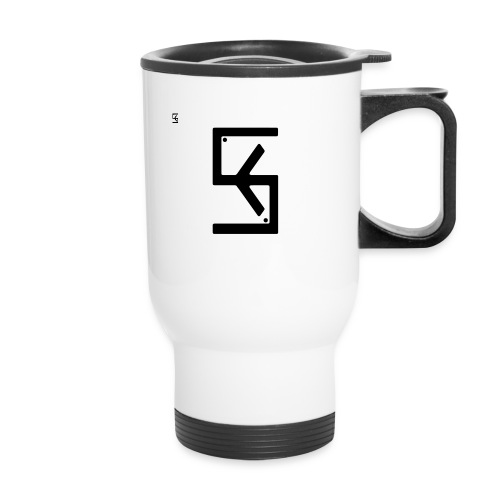 Soft Kore Logo Black - Travel Mug