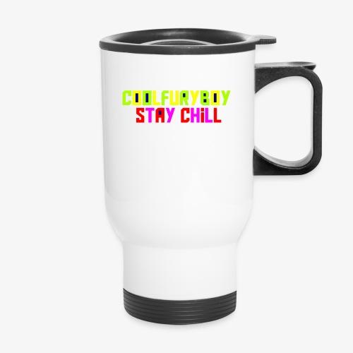 CoolFuryBoy - Travel Mug