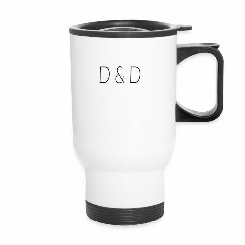 D and D - Travel Mug